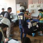 長泉町総合防災訓練(医療救護訓練)2019